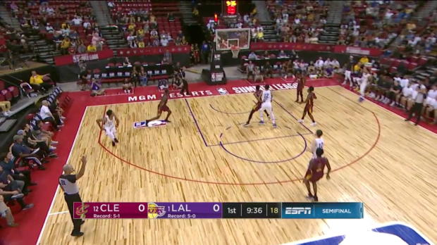 WSC: Svi Mykhailiuk (31 points) Highlights vs. Cleveland Cavaliers