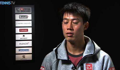 Nishikori Interview: ATP Basel 1R