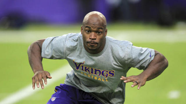 What would happen if Adrian Peterson joins the Packers?