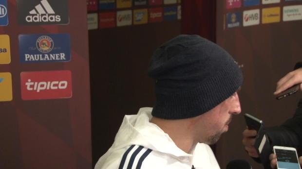 """Ribery bekräftigt: """"Bin immer hungrig"""""""