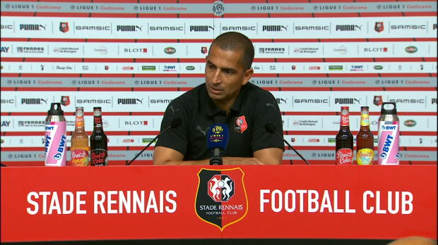 FOOTBALL - L1 - 2e j. - Lamouchi - 'Une victoire logique mais dans la douleur'