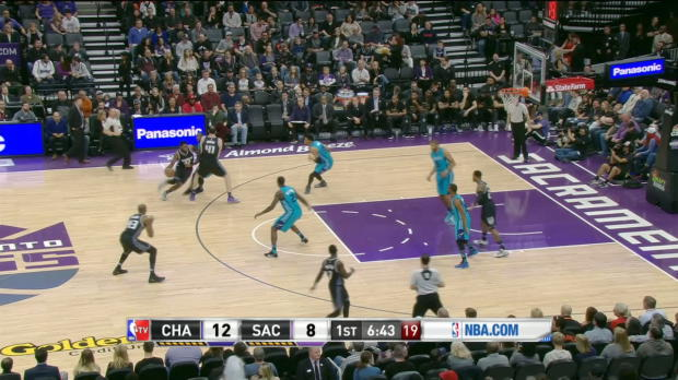 GAME RECAP: Hornets 99, Kings 85