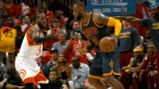 Best of Phantom: Cavs Steal Home Court Advantage, Take 2-0 Series Lead