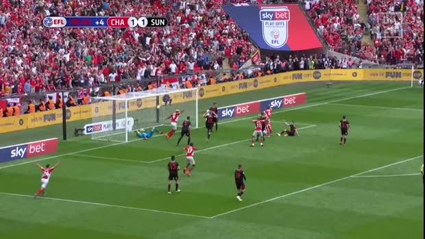 Deutscher schießt Charlton Athletic Last-Minute in die englische Championship