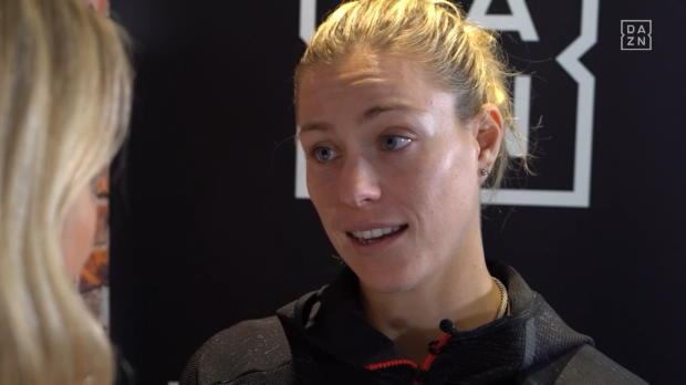 """Kerber nach Sieg über Kvitova: """"Habe aggressiver gespielt"""""""
