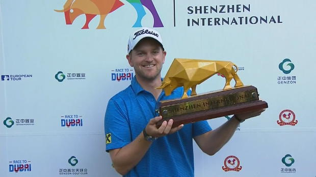 Wiesberger claims Shenzhen International crown