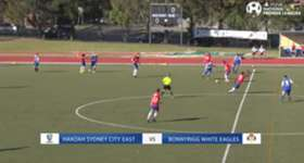 Highlights from the match between Hakoah Sydney City East and Bonnyrigg White Eagles. Visit https://www.youtube.com/playlist?list=PLxa2AB3-xOruwOZOVyGOnAmADD4MkJDxG for highlights of the other Round 6 matches.