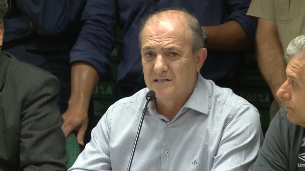 "Chapecoense-Präsident: ""Wir brauchen Hilfe"""