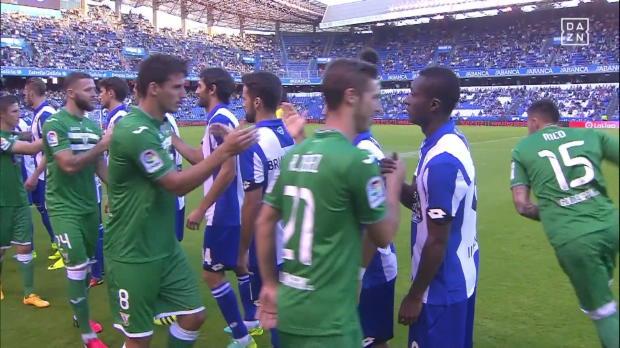 Deportivo - Leganes