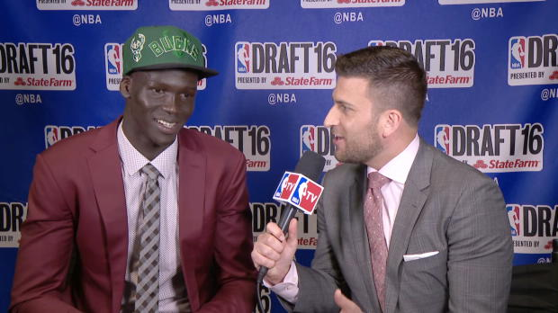 All Access Interview: Thon Maker