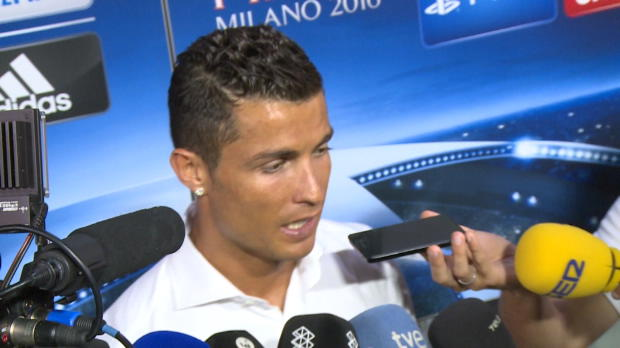 """Ronaldo nach CL-Sieg: """"Nehmt euch in Acht"""""""