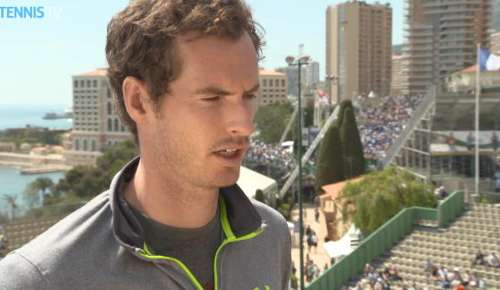 Murray Interview: ATP Monte-Carlo Preview