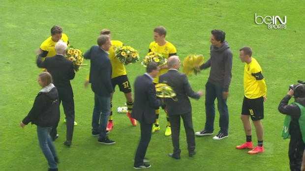 Bundesliga : Dortmund 0-2 Bayer Leverkusen