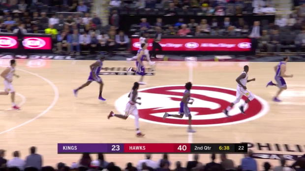 WSC: Dennis Schroder (21 points) Game Highlights vs. Sacramento Kings