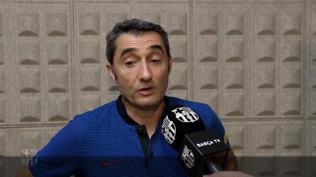 """Valverde: """"Neymar hat sein Schicksal bestimmt"""""""