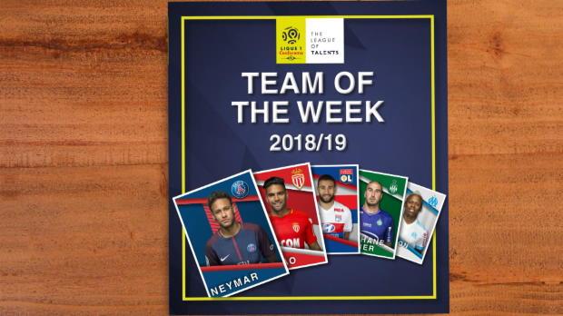 Saisonstart in der Ligue 1: Das Team der Woche
