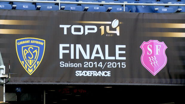Top 14 - Finale : Clermont face � ses d�mons
