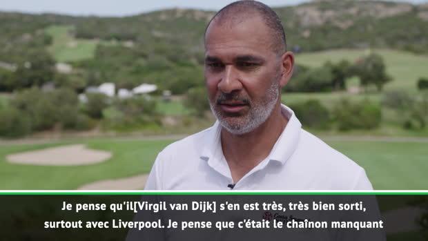 Liverpool - Gullit - 'Van Dijk doit être meilleur avec la sélection'