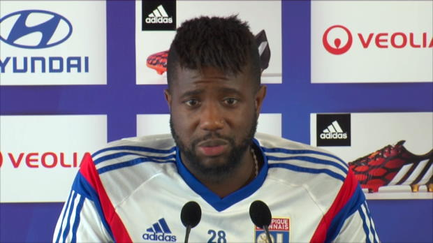 "Foot : OL - Mvuemba : ""On ne va pas s'alarmer"""