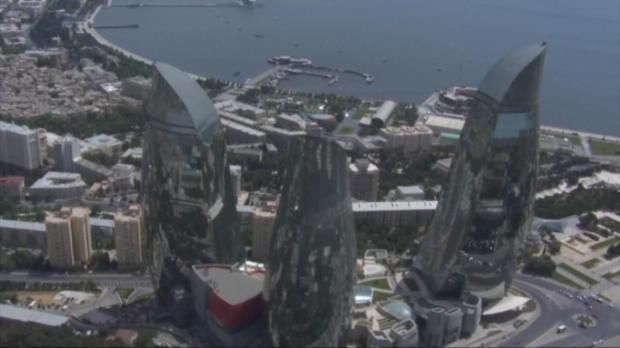 Goldener Auftakt für die Schweiz in Baku