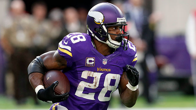 Shaun O'Hara on Adrian Peterson coming back: 'He has different blood'
