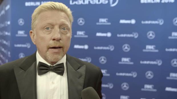 "Laureus: Becker: ""Novaks Titel das Schönste"""