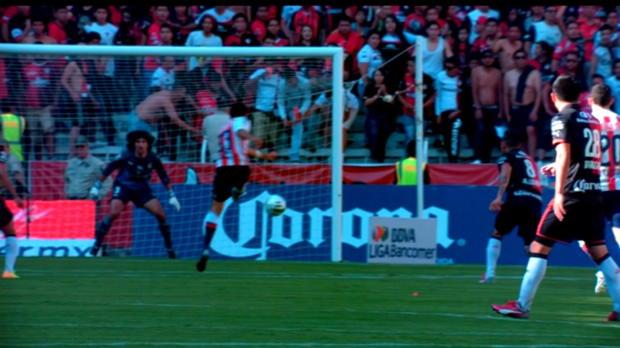 Liga MX: Traumtor-Dreierpack in 34 Minuten