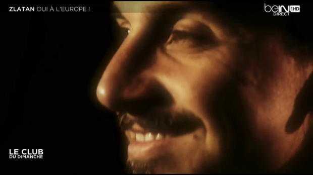 Zlatan, oui à l'Europe !