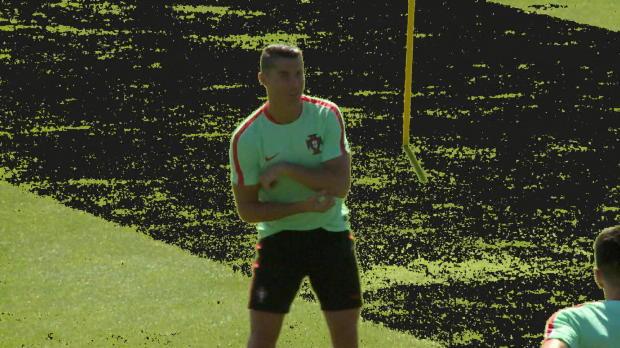Remis und Tränen! Die EM des Cristiano Ronaldo