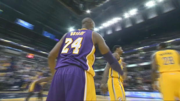Lakers vs. Pacers