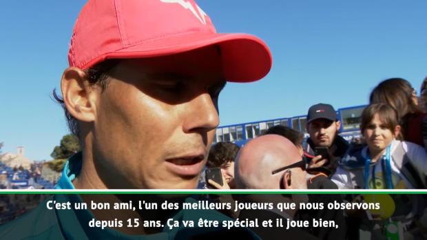 """Tennis : Barcelone - Nadal - """"Je n'étais pas très bon"""""""