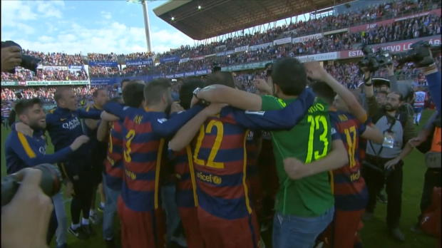 Alle Tore aus der Primera Division