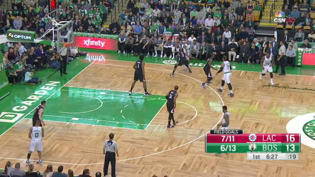 WSC: Isaiah Thomas with 11 Assists against the Clippers
