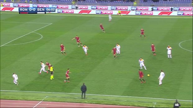 AS Rom - Benevento