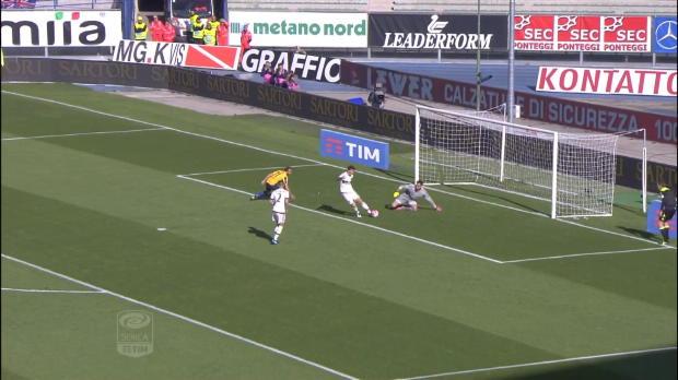 Serie A Round 35: Hellas Verona 2-1 AC Milan