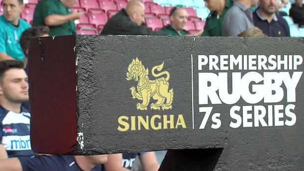 Aviva Premiership - Christian Wade reflects on Singha Premiership Rugby 7s Final