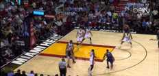 NBA : Wizards 95-107 Heat