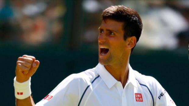 Wimbledon: Djokovic zu gut für Kohlschreiber