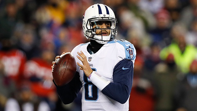 Tennessee Titans head coach Mike Vrabel on Marcus Mariota: This will be the biggest relationship I have to foster