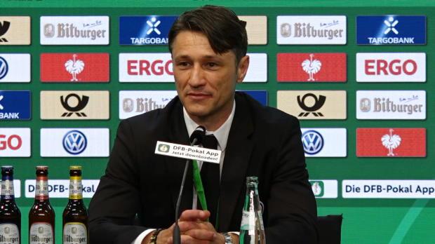 Bierdusche! Eintracht-Spieler 'überfallen' Kovac