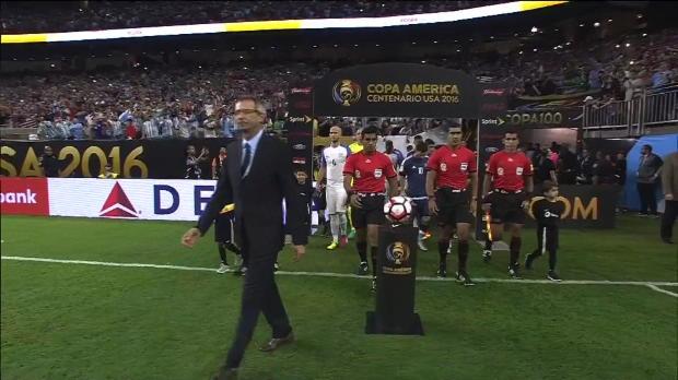 Copa America: 4:0! Messi haut Klinsmann raus