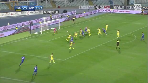 Pescara - Sampdoria