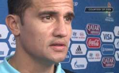 Veteran striker Tim Cahill says he'll 'pick up' the rest of the Caltex Socceroos squad for the Cameroon clash.