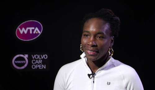 V. Williams Interview: WTA Charleston 2R