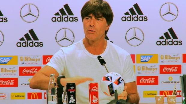 """EM 2016: Löw: """"Müller ist ein Gewinnertyp"""""""