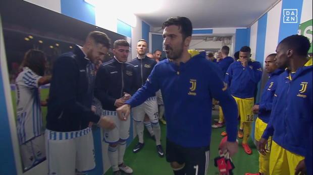 SPAL - Juventus
