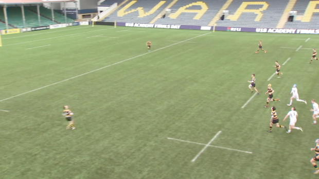 Aviva Premiership - This is how Exeter Chiefs grabbed third in the Under-18s Academy Finals Day with a 29-28 win over Wasps