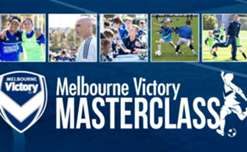 Melbourne Victory's school holiday football program is back in July. Registrations open NOW!