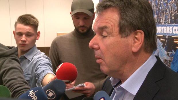 """Bruchhagen: """"Klassenerhalt steht über allem"""""""