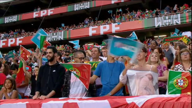 UEFA Nations League: Portugal - Italien | DAZN Highlights
